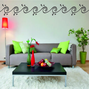 Vinilo decorativo ornamental 02